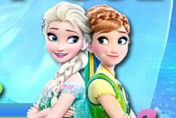 game Frozen Fever's Gift Columns