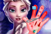 game Frozen Hand Surgery