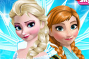 game Frozen Sisters