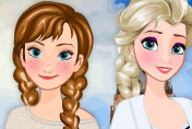 game Frozen Sisters Europe Tour