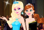 game Frozen Snow Prom