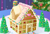 game Gingerbread House