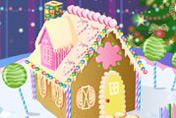 game Gingerbread House 2