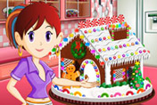 game Gingerbread House: Sara's Cooking Class