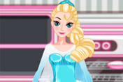 game How To Make An Elsa Cake