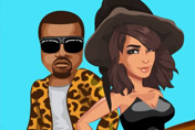 game Kim Kardashian Halloween Costumes