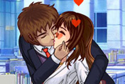 game Kiss in Work Hours