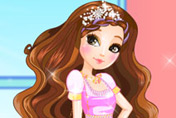 game Little Princess Hair Salon