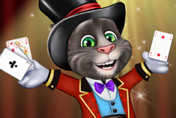 game Magician Talking Tom
