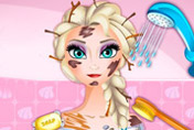 game Messy Elsa