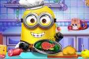 game Minions Real Cooking