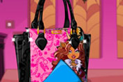 game Monster High Handbag Design