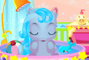 game My Baby Pony Care