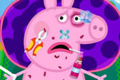 game Peppa Pig Injured