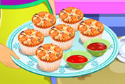 game Pizza Cupcakes