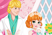 game Princess Anna Frozen Wedding
