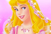 game Princess Aurora: Rotate Puzzle