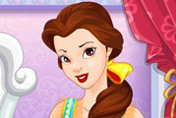 game Princess Belle Makeup