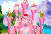 game Princess Castle Cake 3