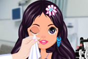 game Princess Eye Care