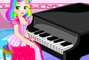 game Princess Juliet Piano Lessons