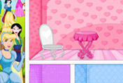 game Princess Pets Doll House Decor