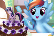 game Rainbow Dash Confectioner