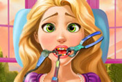 game Rapunzel At The Dentist