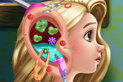 game Rapunzel Ear Doctor