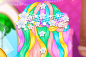 game Rapunzel Wedding Hair Design