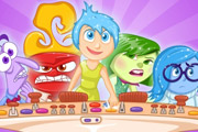 game Riley`s Inside Out Emotions