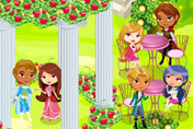 game Royal Fashion Princess Room