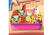 game Sara's Cooking Class: Bento Box