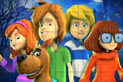 game Scooby Doo Jigsaw Puzzle
