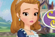 game Sofia The First Princess Amber 6 Diff