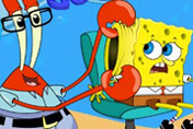 game SpongeBob Ear Doctor
