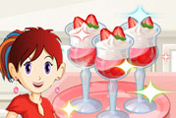 game Strawberry Parfait