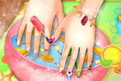 game Summer Nails Spa