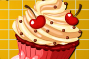 game Sweet Vanilla Cupcakes