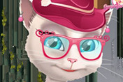 game Talking Angela Great Makeover