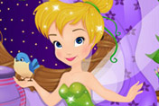 game Tinkerbell House Makeover