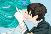 game Underwater Kissing