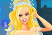 game Wedding Salon Barbie